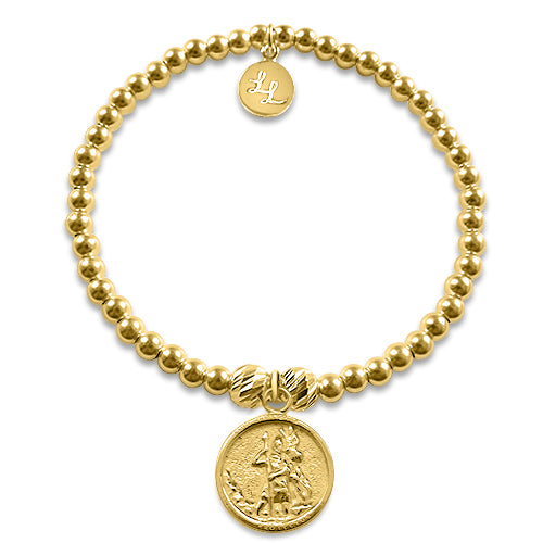 Olivia Gold St Christopher