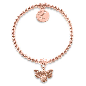 Little LL Rose Gold Edith Bee