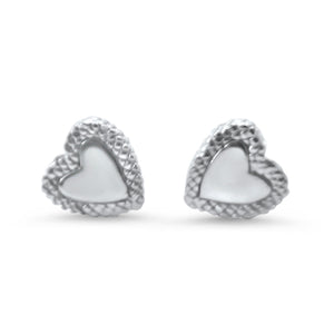 Evie Heart Earrings