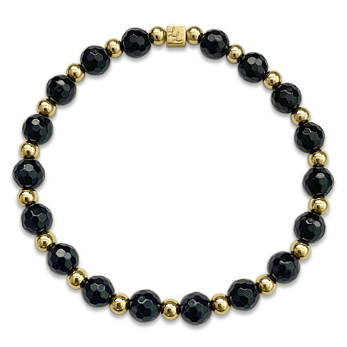 Billi Black Onyx With Gold