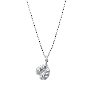 Paloma Palm Leaf Necklace