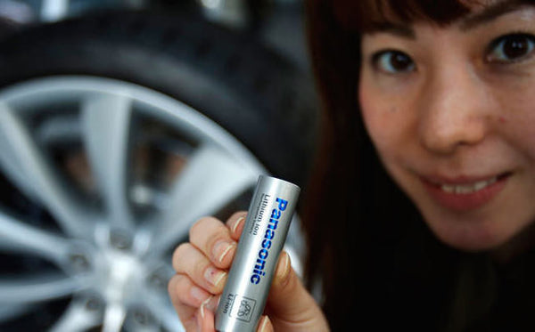 Panasonic Hints At Beyond Lithium Technology For Ev