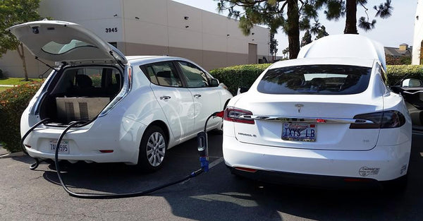 How many miles does a tesla battery last