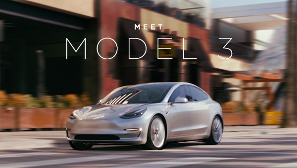 Unicorn or Beast: Tesla Model 3 nearing 400,000 pre-orders