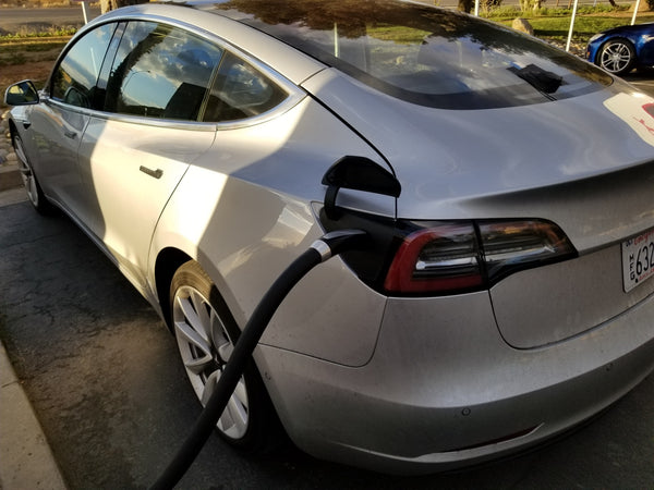 Tesla Tips: Set up your Model 3 personal charging