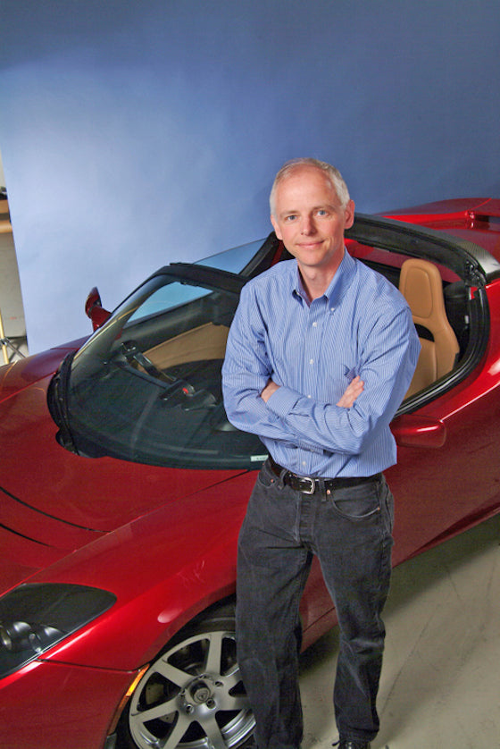 Tesla co-founder talks about the 'Startup Grind' in Silicon Valley