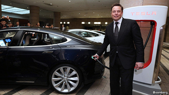 Elon Musk Incorporated: Inside the financials of Tesla ...