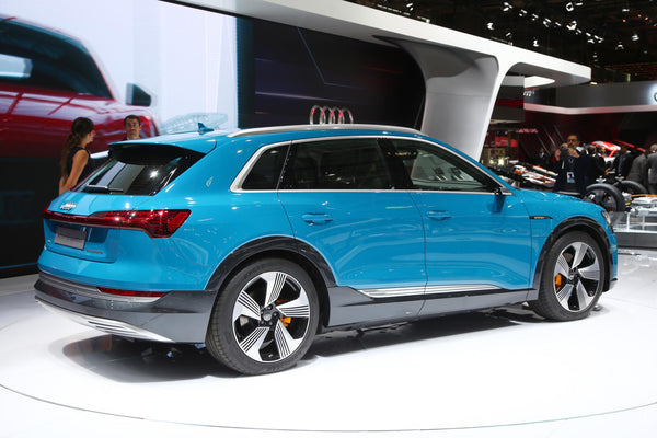 Audis US EV Plan Another Indication That OEMs Arent On Board - Car show board template