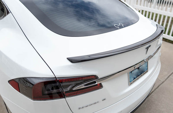 How Much Does It Cost To Ship A Car >> EVANNEX - Blade Spoiler for Tesla Model S