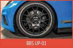 Tesla Model S BBS Wheels