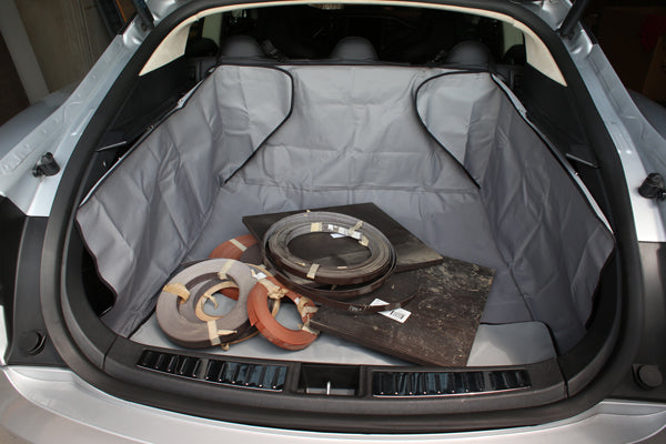 Evannex Pet Cargo Cover For Tesla Model S