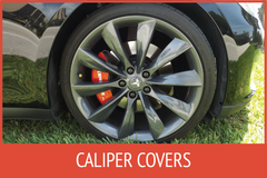 Tesla Model S Caliper Covers