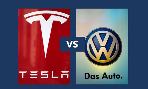 VW vs. Tesla