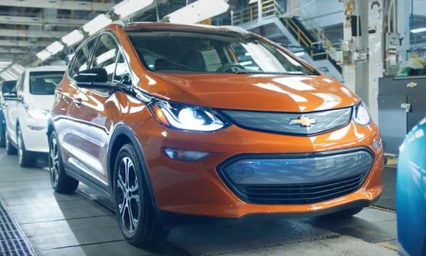 Manufacturer Cost Comparison Between Tesla Model 3 And Chevy Bolt