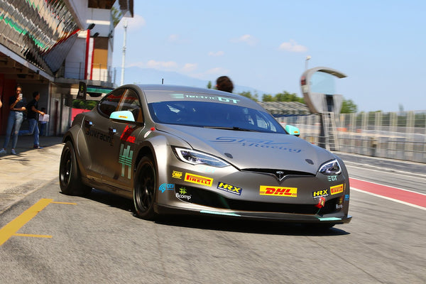 Tesla Model S Will Officially Participate In FIA-Sanctioned Racing