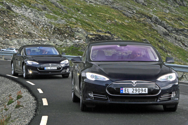Going green: How the Tesla Model S will help reduce your