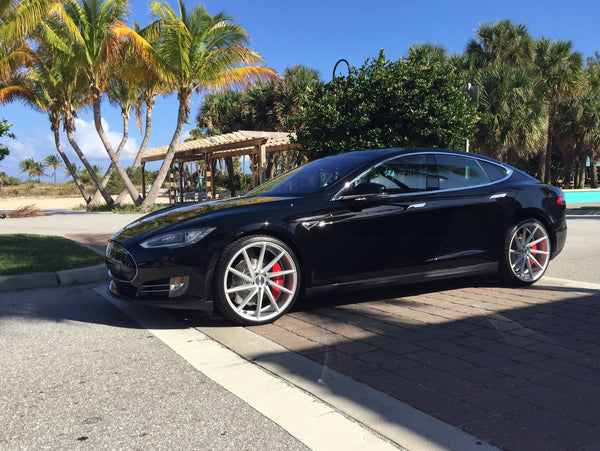 Tesla Eye Candy: Tesla owners transform their Model S