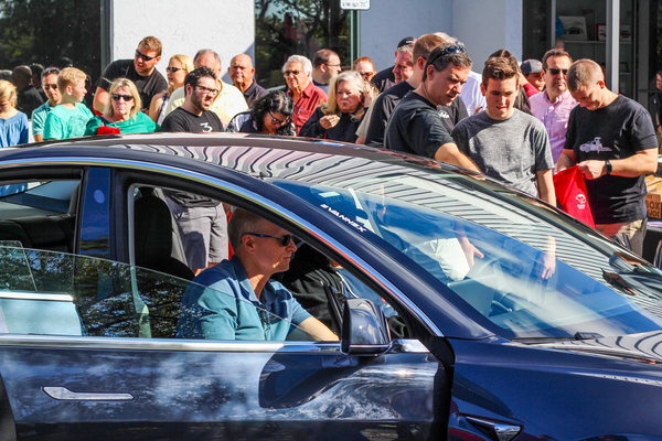 EVANNEX Event: Hundreds come out to learn more about the Tesla Model