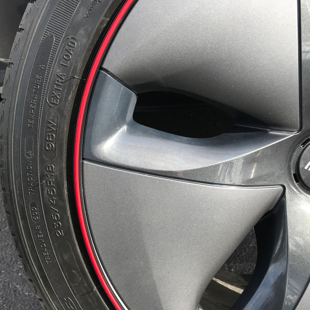 Wheel Bands Kit for Tesla Model 3
