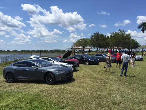 Florida tesla enthusiasts club