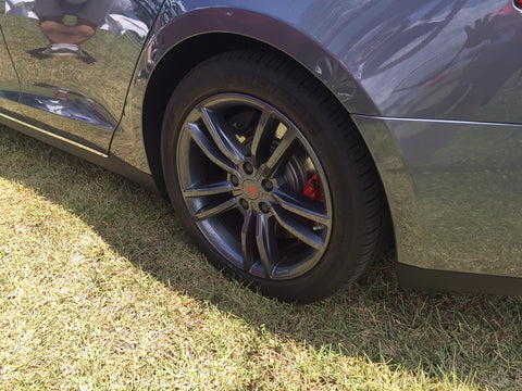 tesla model s aftermarket TST wheels