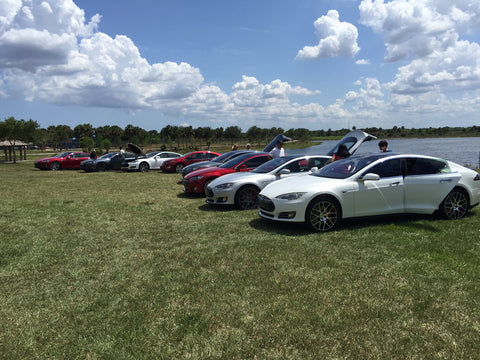 florida tesla car enthusiasts club