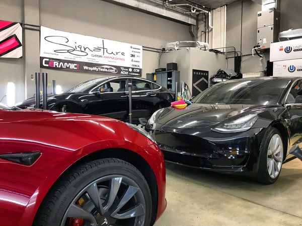 The king of Tesla wraps, mods, and restyling talks shop | EVANNEX
