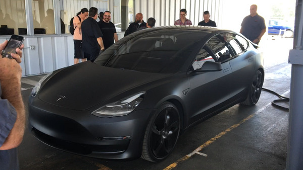 Tesla Model S and Model X receive performance gains