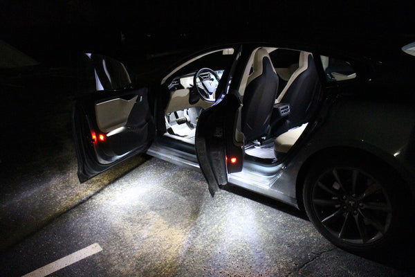 Evannex Interior Led Lights Upgrade Kit For Tesla Model S