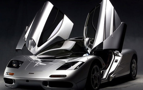 The Supercar That Inspired Elon Musk To Make Tesla S Model