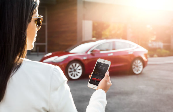 Big Auto plays catch-up with Tesla's over-the-air software