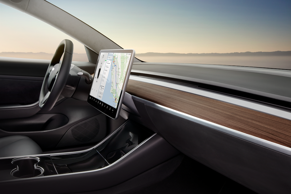 Don't cling to the past - Tesla's Model 3 interior is the