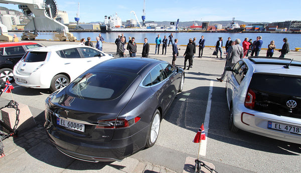 Electric Car Incentives In Norway Uk France Germany