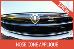 Tesla Model S Carbon Fiber Accessories