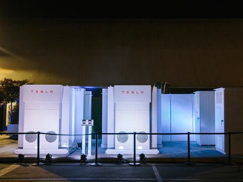 tesla advancing battery technology