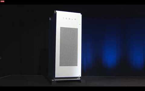 tesla 4.8 megawatt hour pilot of teslas energy storage batteries