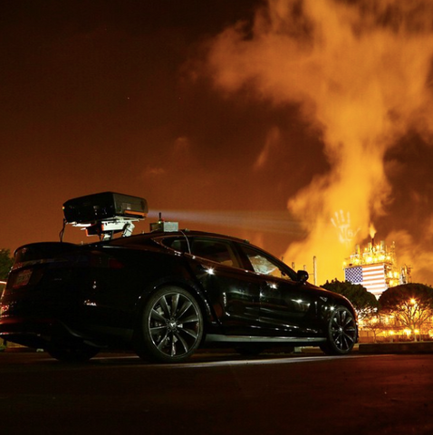 Tesla in racing extinction documentary featured in star of boulder film festival