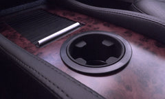 Tesla Model S Accent-I custom cci redwood burl interior dash trim appliqué kit