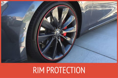 Tesla Rim Protection