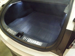 Tesla Model S Lloyd's Rubbertite Mats rear cargo