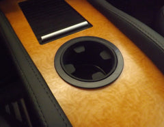 Tesla Model S Accent-I custom cci sycamore interior dash trim appliqué kit