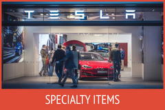 Tesla Model S Specialty Items