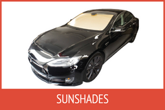 Tesla Mode S Sunshade