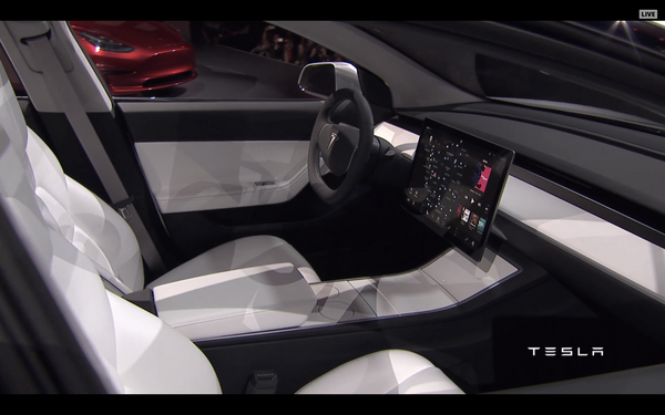 Tesla Model 3: A heads-up display is coming [Video] | EVANNEX