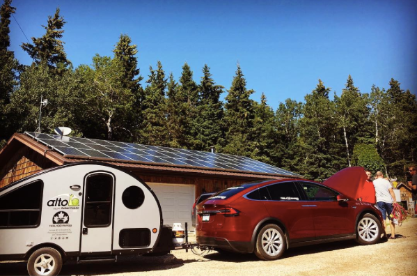 Distance A Tesla Can Travel