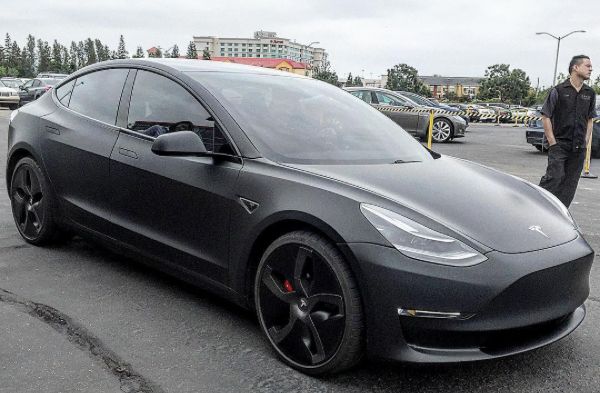 tesla tracker model 3 buyers want self driving features and maximum r evannex aftermarket. Black Bedroom Furniture Sets. Home Design Ideas