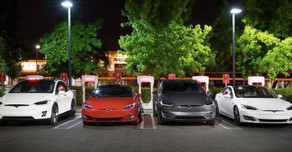 Tesla S Market Share Grows To 30 Of All Us Plug In Electric Vehicle