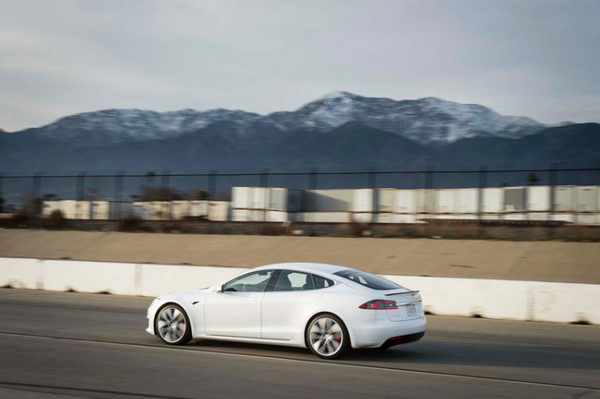 How the Tesla Model S became the quickest accelerating production