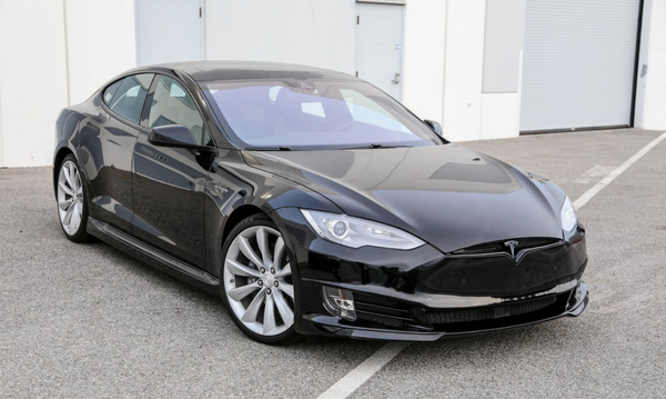 Refresh Front Fascia for Tesla Model S
