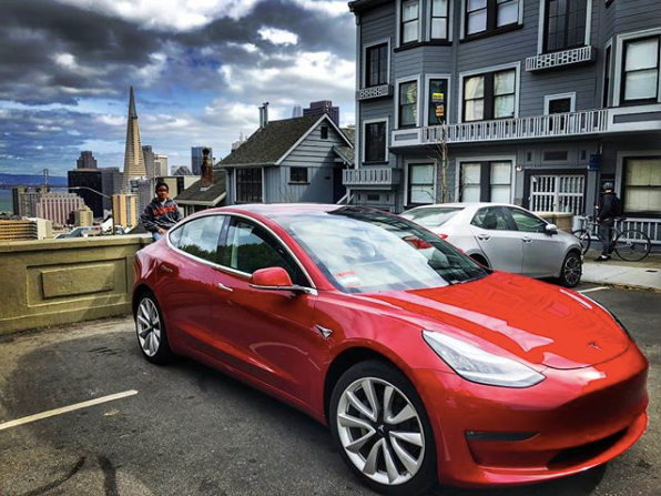 The Tesla Model 3 doesn't just exceed expectations, it